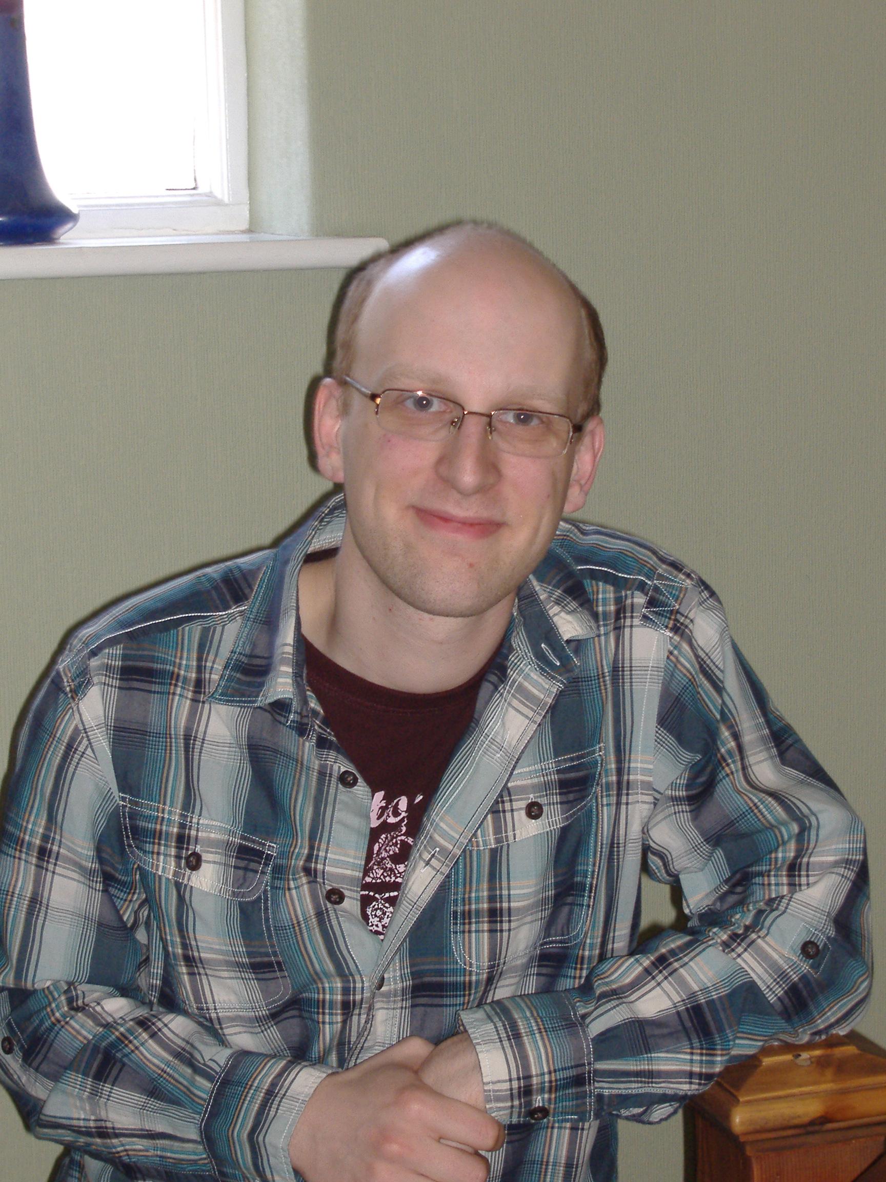 DC Wood author photo